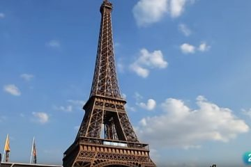 Torre Eifel Documental sobre Paris
